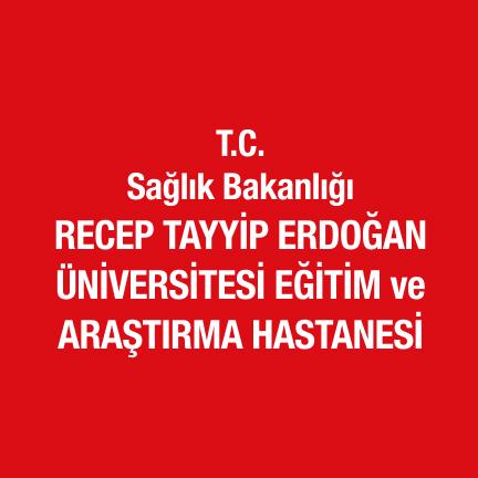 Recep Tayyip Erdoğan Üniversitesi Eğitim Ve Araştırma Hastanesi yorumları