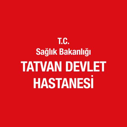 Tatvan Devlet Hastanesi yorumları